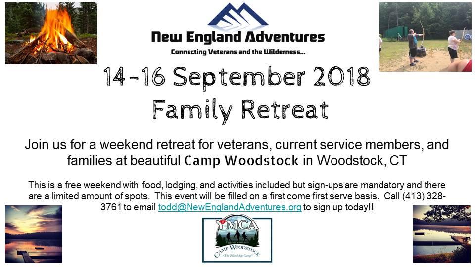 Family Weekend Retreat