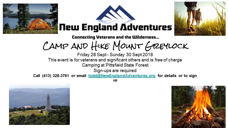 Camp & Hike Greylock