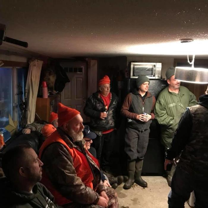 Deer Camp 2018