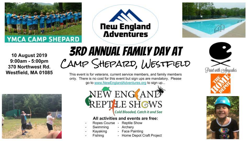 2019 3rd Annual Family Day