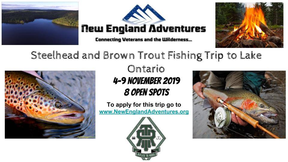 2019 3rd Annual Steelhead Camp