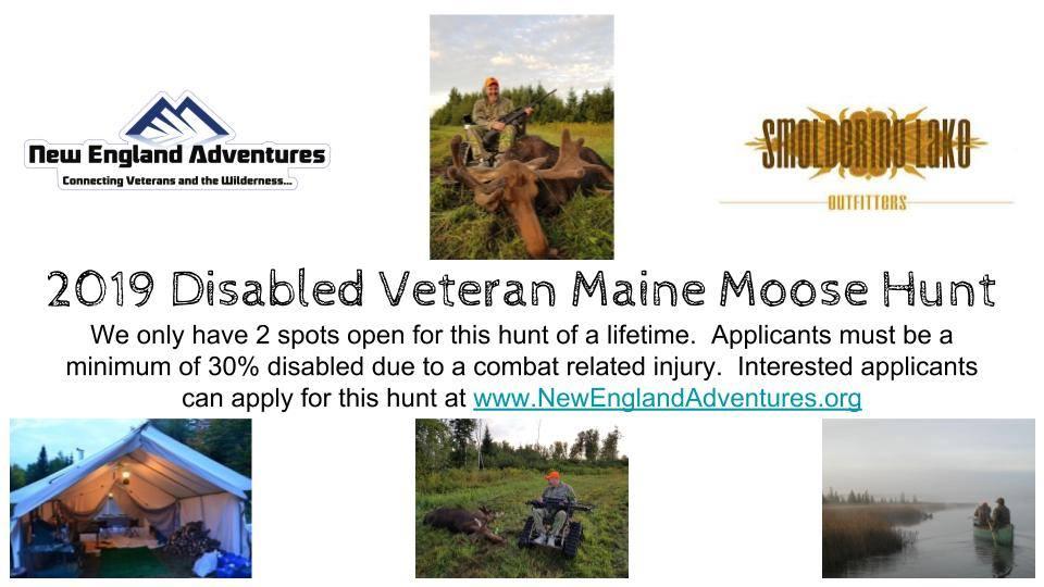 2019 Moose Hunt