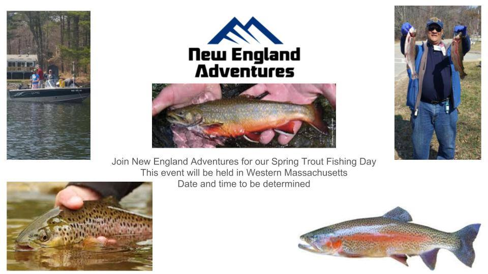 2019 Spring Trout Fishing