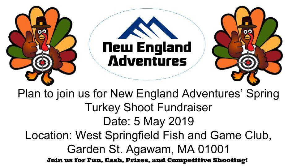 2019 Spring Turkey Shoot Fundraiser