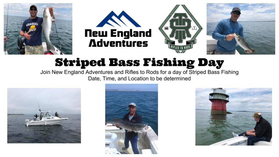 2019 Striped Bass Fishing Day