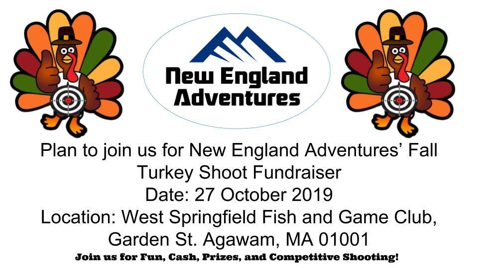 2019 Fall Turkey Shoot Fundraiser