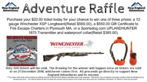 Adventure Raffle Drawing