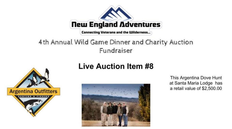 2019 Auction #8