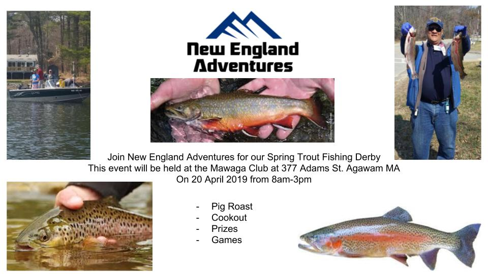 2019 Spring Trout Derby